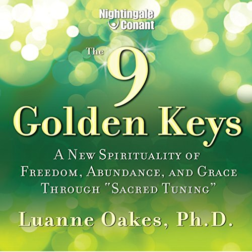 The 9 Golden Keys audiobook cover art