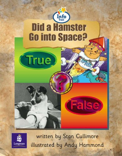 Info Trail Beginner:Did a Hamster Go To Space? Non-fiction (LITERACY LAND)の詳細を見る