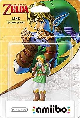 Ocarina of Time Link amiibo - TLOZ Collection (Nintendo Wii U/3DS/Nintendo Wii U)