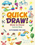 Quick Draw : How to Draw Activity Book