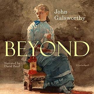 Beyond audiobook cover art