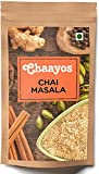 Chaayos Chai Masala - Aromatic Tea Masala Powder with 100% Natural Ingredients - 200g [500 Cups]