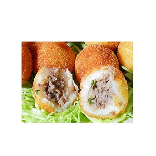 ボリンニョ 牛ひき肉入りコロッケ 300g(20g×15個) 冷凍コロッケ