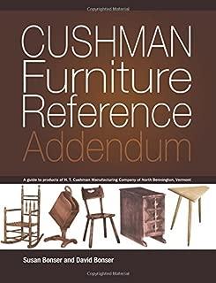 Cushman Furniture Reference, Addendum: Furniture by the H. T. Cushman Manufacturing Company of North Bennington, Vermont