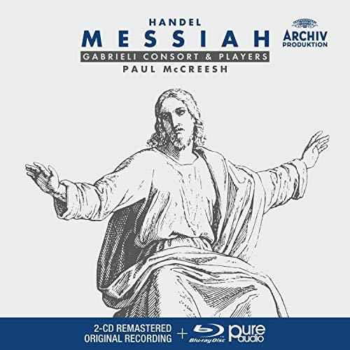 G. F. Händel: Messiah (GA, Blu-ray Audio)