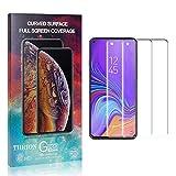 THRION 2 Stück Panzerglas Folie Schutzfolie für Galaxy A8S, HD Anti-Kratzen Bildschirmschutzfolie für Samsung Galaxy A8S