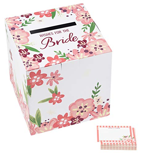Juvale Advice Cards and Box