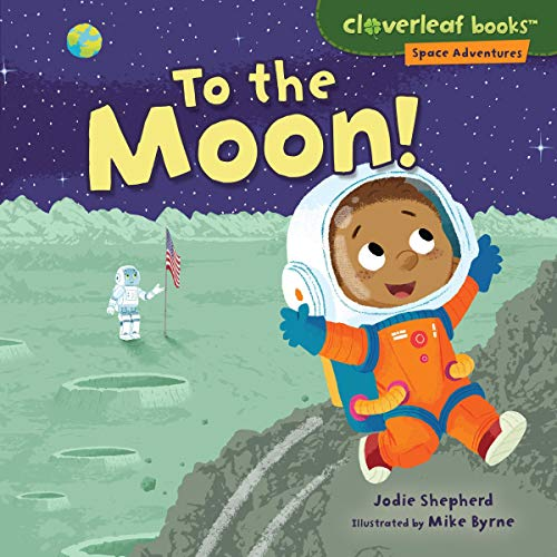 To the Moon! audiobook cover art