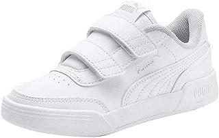 بوما حذاء كاجوال للاولاد , مقاس 34 EU , ابيض