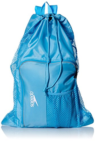 Deluxe Ventilator Unisex Mesh Equipment Bag by Speedo