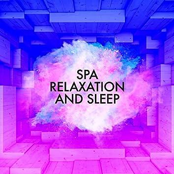 Spa Relaxation and Sleep