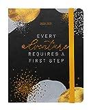 ERIK - Agenda 2020/2021 SV Premium Glitter, 17 meses (16,5x20 cm)