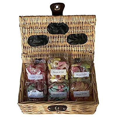 fizzy sour sweet hamper gift basket 1kg - perfect confectionery present for him or her, husband or wife, boyfriend or girlfriend, son or daughter Fizzy Sour Sweet Hamper Gift Basket 1kg – Perfect Xmas Confectionery Present for Him or Her, Husband or Wife, Boyfriend… 51s0lk9 O0L
