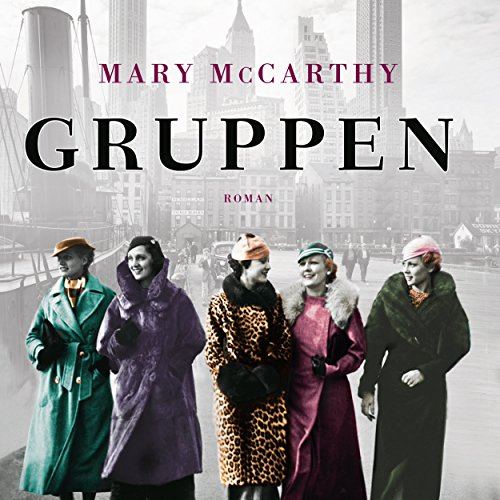 Gruppen audiobook cover art