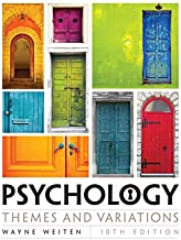 Best cengage psychology themes and variations Reviews