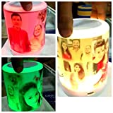 PrintMe Bluetooth Speaker Customized with Your Photos