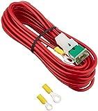エーモン 大容量電源取出しコード AV5.00sq 6m 赤 1188