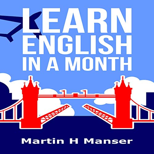 Learn English in a Month cover art