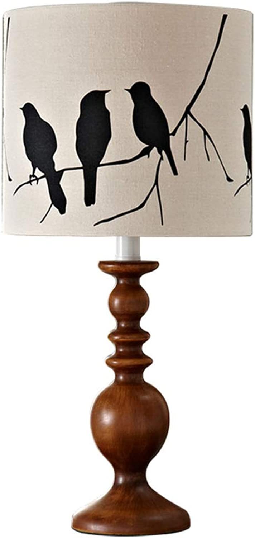 Kids Table Lamp, Retro LED Nightlight, Creative Living Room Fashion Bedside Desk Lamp Illuminating Decoration Desk Lamps, E27  1 MAX 40W B07PTBPVW6       Exquisite Handwerkskunst