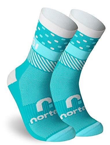 NORTEI - Calcetines de Ciclismo