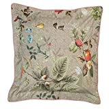 PIP Studio Kissen Fall in Leaf | Khaki - 45 x 45