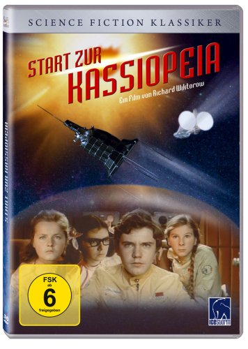 Start zu Kassiopeia (Science Fiction Klassiker)