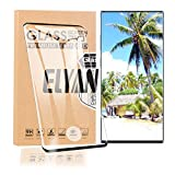 2*Pack Galaxy Note 10 Screen Protector, [ 3D Full ] [ 9H Hardness...