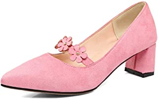 BalaMasa Womens APL12381 Pu Heeled Sandals