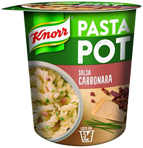Knorr - Pasta con Salsa Carbonara - 62 g