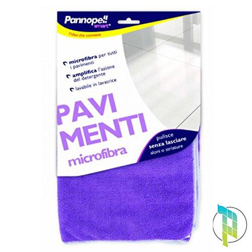 Palucart 12 Panni Microfibra Pavimenti eudorex pannopell 50 x 70 Liscio Panno Pavimenti igiene casa