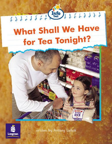 S*LILA:IT:Y1:GEO: WHAT SHALL WE HAVE FOR TEA TONIG (LITERACY LAND)の詳細を見る
