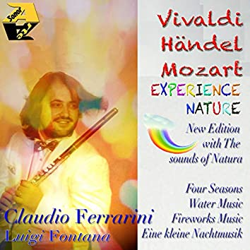 Vivaldi, Handel, Mozart: Xperience Nature (New Edition With the Sounds of Natura)