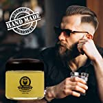 Mr Rugged Beard Balm For Men (1.8oz) All Natural Beard Care Formula, Beard Conditioner, Essential Part of Any Beard Care… 5