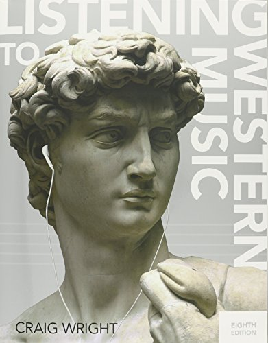 Bundle: Listening to Western Music (with Download, 1 term (6 months) Printed Access Card) + MindTap Music, 1 term (6 mon