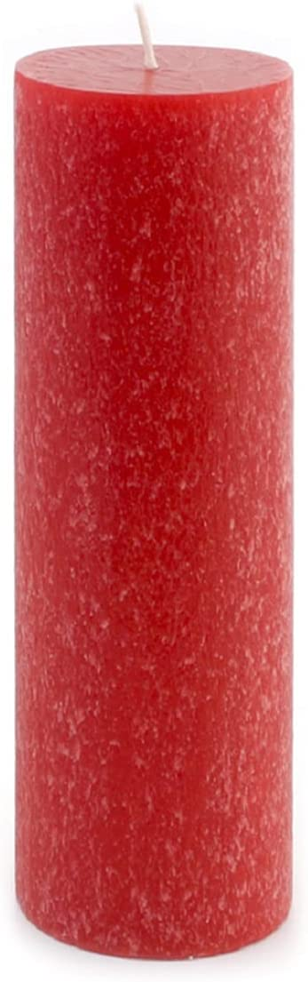 Mail order cheap Root Candles 33968 Complete Free Shipping Unscented Timberline Pillar 9-In Candle x 3