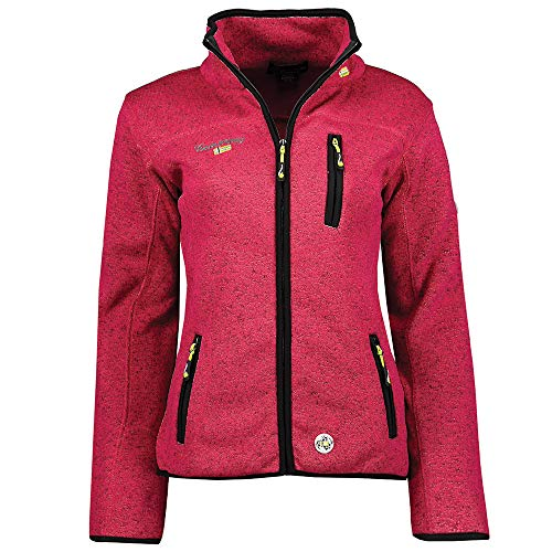 Geographical Norway Giacca sportiva da donna Teden lady 007 Pile con tasche (MALABAR, S)