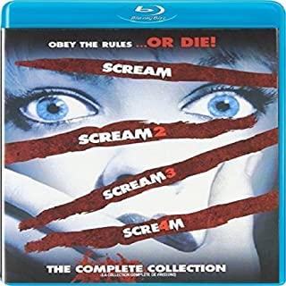 The Complete Scream Collection Scream 1-4