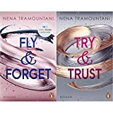 Nena Tramountani-Set: 'Fly & Forget' + 'Try & Trust' + 'Play & Pretend' (Die Soho-Love-Reihe, Band 1–3)