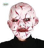 Máscara de niño Anticristo
