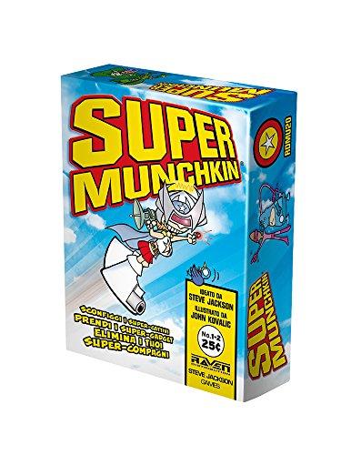 Raven Edizioni Super Munchkin, RDMU20