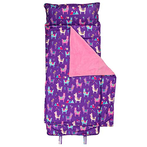 Stephen Joseph All Over Print Nap Mat, Llama