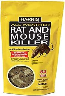 قاتل للفئران والقوارض 64 قطعة من هاريس امريكي