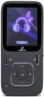 "MP4 Player 8GB LCD 1.8"" Sport A1809 Preto Goldentec"