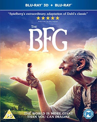 The BFG (Blu-ray 3D + Blu-ray) [2016] UK-Import, Sprache-Englisch