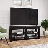 Ameriwood Home Crestwood 60', Black TV Stand