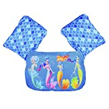 DOOHALO Kids Swim Life Jacket Vest Swimming Aid Floats with Arm Wings Toddler