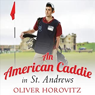 An American Caddie in St. Andrews cover art