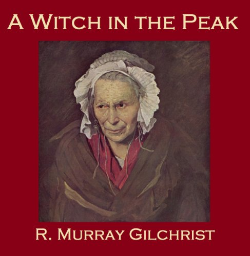 A Witch in the Peak audiobook cover art