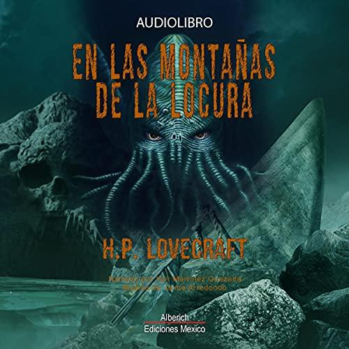 『En las montanas de la locura [In the Mountains of Madness]』のカバーアート