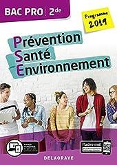 Prévention Santé Environnement (PSE) 2de Bac Pro (2019) - Pochette élève (2019) de Cédric Terret